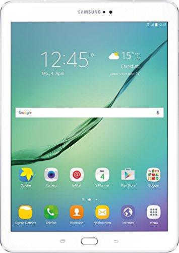 Samsung Galaxy Tab S2 T819N 24,6 cm (9,7 Zoll) LTE Tablet-PC (2 Quad-Core Prozessoren, 1,8 GHz + 1,4GHz,  3GB RAM, 32GB eMMC, Android 6.0, neue Version) weiß