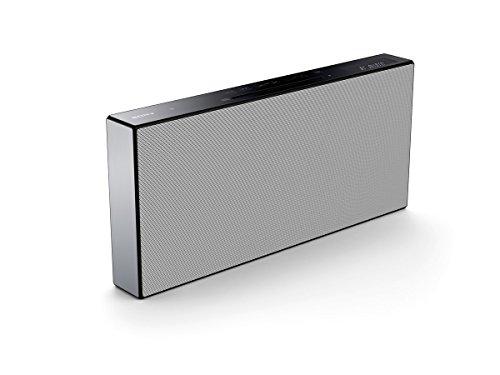 Sony CMT-X5CDB Micro-HiFi System (DAB/DAB+, 40 Watt, CD-Player, FM/AM-Tuner, Bluetooth, NFC, USB) weiß