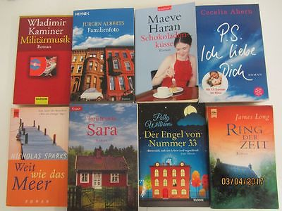 64 Bücher Romane Top Titel Bestseller Paket 1