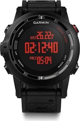 Garmin FENIX 2 GPS - Bundle inkl. Herzfrequenzsenderband und Fahrradlenkerhalter