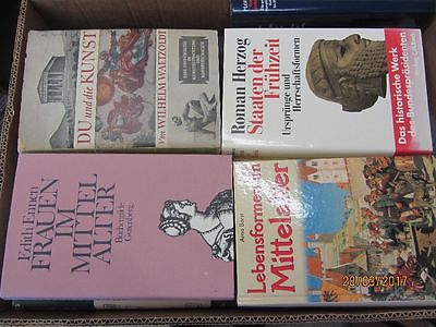 26 Bücher Bildbände Kunst Kultur Geschichte Weltgeschichte