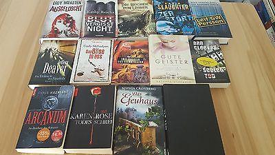 Buchpaket Krimi+Fantasy