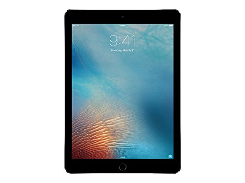 Apple iPad Pro 9.7 WiFi 32GB Space Grau (Zertifiziert und Generalüberholt)