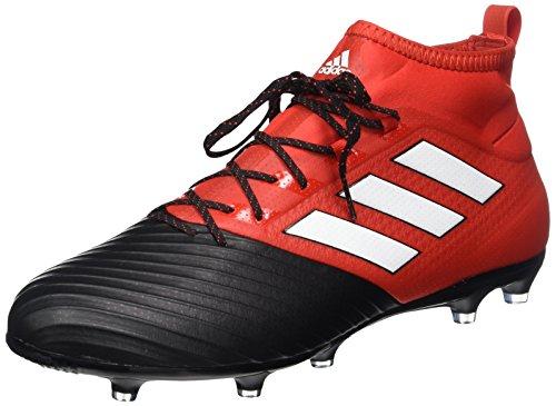adidas Herren Ace 17.2 Primemesh Fußballschuhe, Red/FT, Rot (Red/ftwr White/core Black), 46 EU