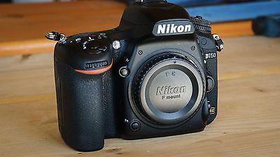 Nikon D D750 24.3 MP SLR-Digitalkamera - Schwarz (Nur Gehäuse)