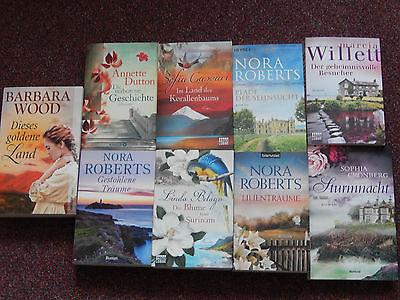 Bücherpaket 9 Frauenromane