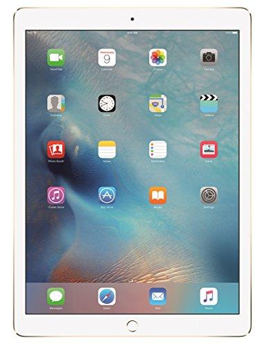Apple iPad Pro 12.9 WiFi 32GB Gold (Zertifiziert und Generalüberholt)