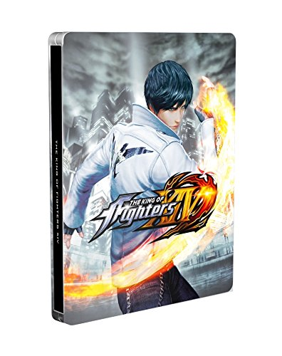The King of Fighters XIV - Day One Edition inkl. Steelbook  [PlayStation 4]