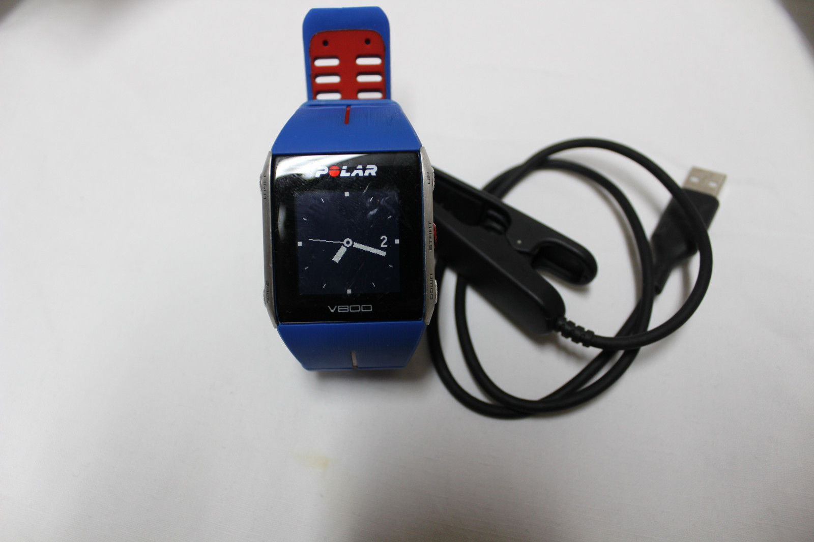 Polar V800 Sportuhr Blau