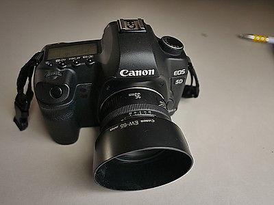 Canon EOS 5D Mark 2 nur 5700 Auslösungen! nur Body