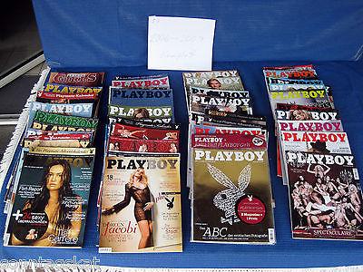 48 X PLAYBOY D~SAMMLUNG 2006-2009 KOMPLETT~HEFT~MAGAZIN~MÄNNERMAGAZIN~!!TOP!!