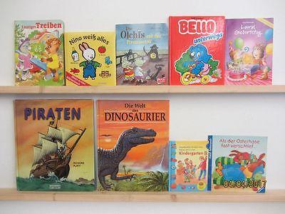 79 Bücher Kinderbücher Kleinkinderbücher Kindergartenbücher Bilderbücher