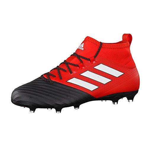 Adidas Herren Ace 17.2 Primemesh FG für Fußballtrainingsschuhe, Rot (Red/Ftwr White/Core Black), 48 EU