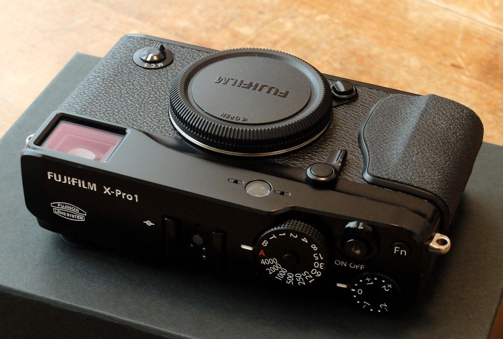 Fujifilm X-Pro 1 Gehäuse - sehr guter Zustand