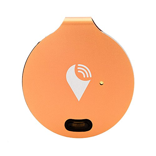 TrackR – Schlüsselfinder. Mobiltelefonfinder. Brieftaschen-Ortungsgerät Generation 2,1 Packung Roségold