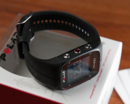 ++POLAR M400 GPS-Laufuhr (iPhone kompatibel)++in OVP++