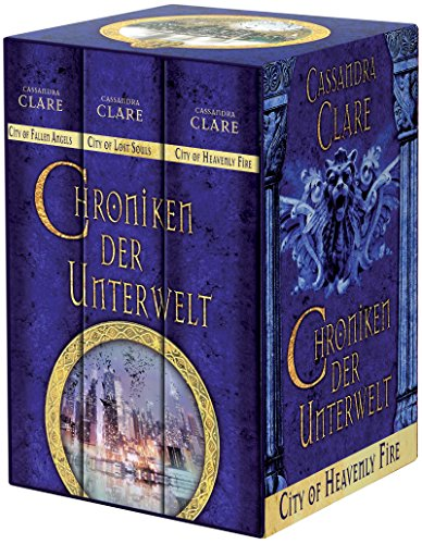 Chroniken der Unterwelt: City of Fallen Angels (4). City of Lost Souls (5). City of Heavenly Fire (6)