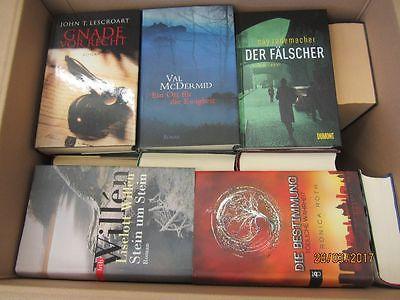 34 Bücher Romane Krimi Thriller Psychothriller  Top Titel Bestseller