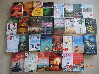 Super Bücherpaket, 30 tolle Bücher ! Krimi, historisch, Frauen