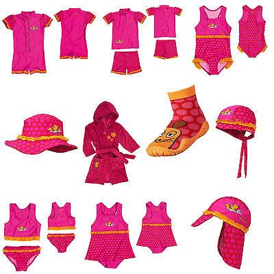 * UV-Schutz Bademode *Playshoes* Maus * Zweiteiler, Schuhe, Bikini, Badeanzug