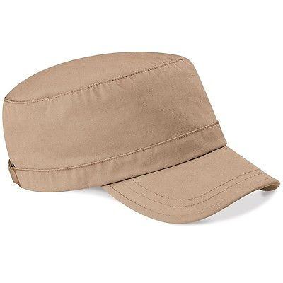 BEECHFIELD - Unisex Army Cap - NEU