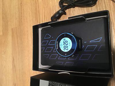 Makita Entfernungsmesser Quad : Garmin forerunner 620 blau schwarz wie neu