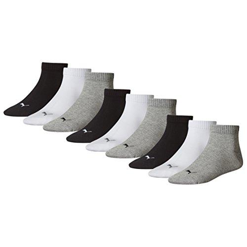 Puma Quarter Socken 3er-Pack - 39/42