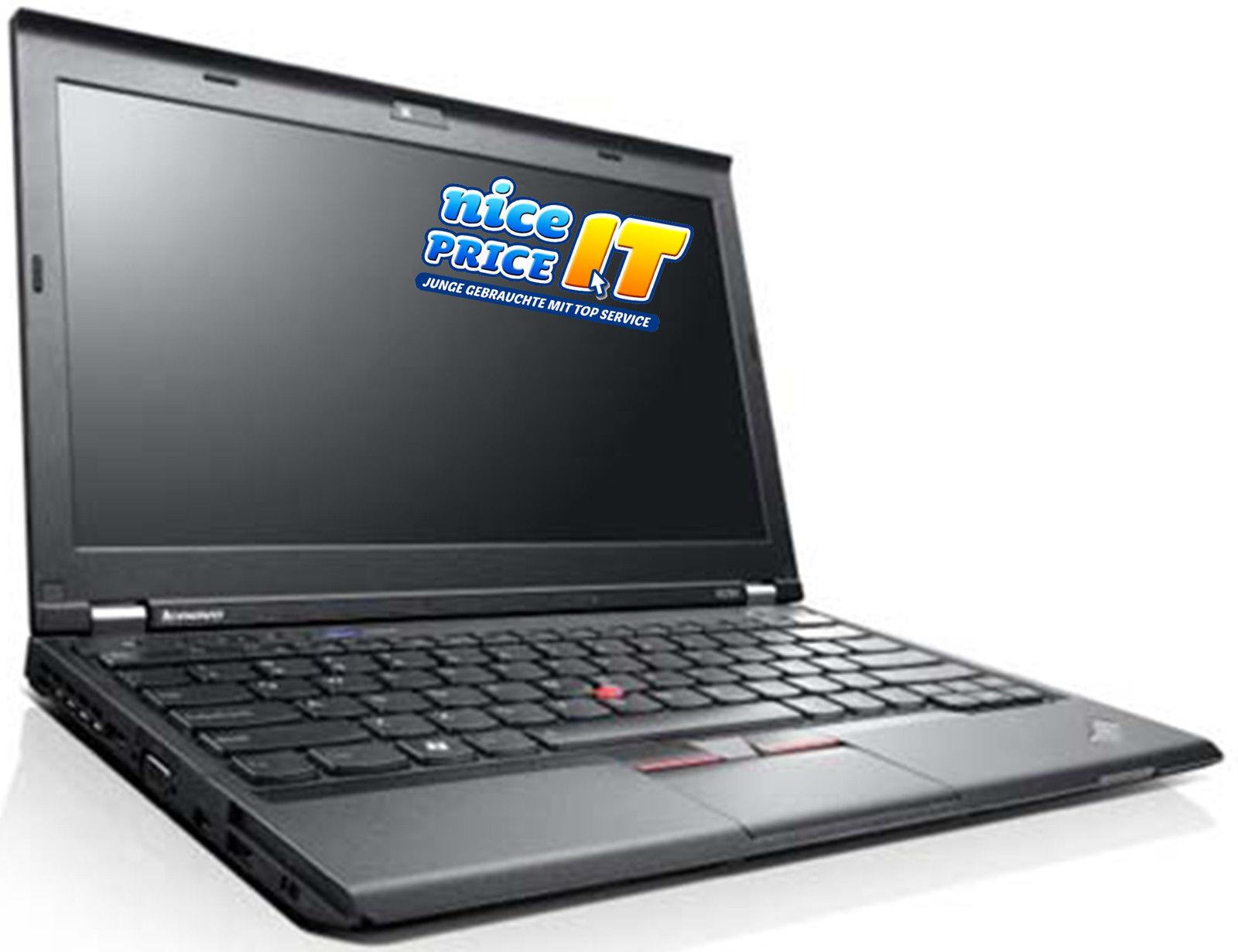Lenovo ThinkPad X230  * IPS oder TN* 4 - 8 - 16 GB * 250 -1000 HDD / SSD