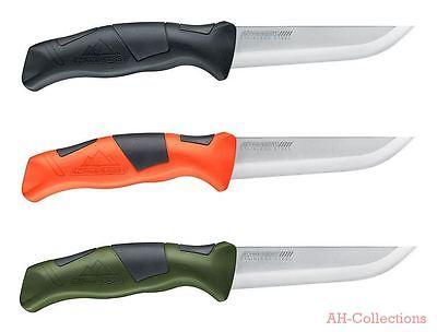 Alpina Sport Ancho Gebrauchsmesser Allzweckmesser Campingmesser Knife 420 Stahl