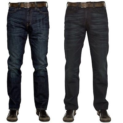 Levi´s ® 511 Jeans Slim Fit Röhrenjeans Denim enge Herren Hose blau