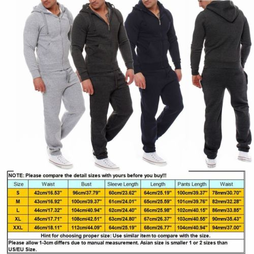 Herren Overall Jumpsuit Onesie Sportanzug Trainingsanzug Jogginghose Sport Hot