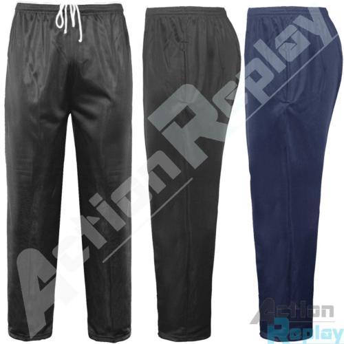 Herren Seidige Lässige Fitness-Sporthose Jogginghose Freizeithose