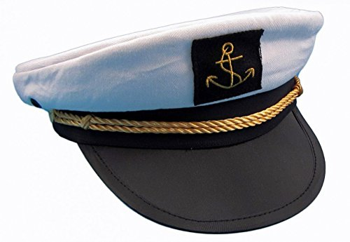 Modas Kapitänsmütze, Größe:58