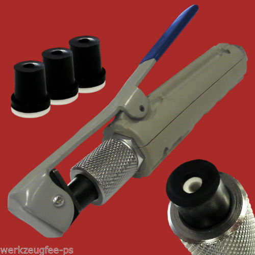 Sandstrahlpistole für RA+SB-Sandstrahlgeräte+4 Düsen Strahlpistole Sand-Strahler