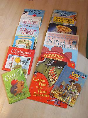 === Bücher Paket - für Kinder - 14 Stück - alle auf Englisch! - u.a. Toy Story