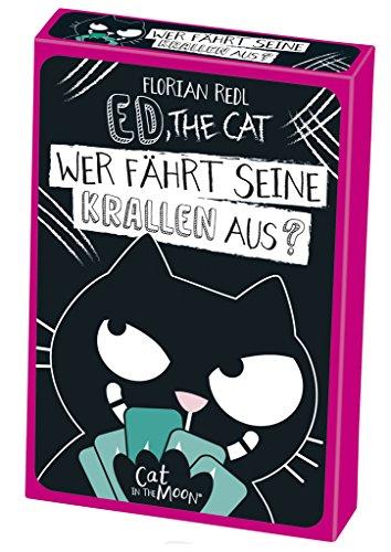 moses. 27435 Ed, the Cat Wer fährt seine Krallen aus, Spiel