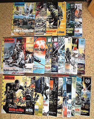 Paket II mit 26 Heften