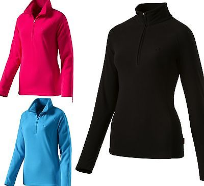 Etirel Damen Fleece-Shirt Fillippa 2 Fleece Pullover Pulli  Fleece