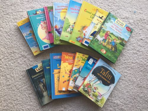 bücherpaket kinder leselöwen
