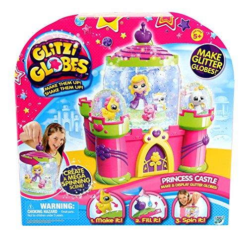 Giochi Preziosi 70121171 - Glitzi Globes Mega Dome Prinzessinnen