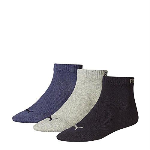 PUMA Unisex Quarter Quarters Socken 6er Pack