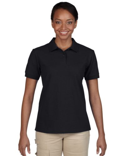 2 Pack Womens Girls Polo Shirt Ladies Cotton Brand New All Sizes  Top