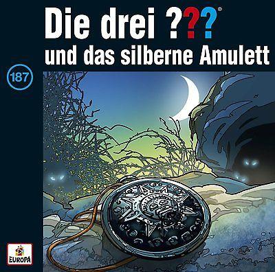 Die drei ??? Fragezeichen - Folge 187: und das silberne Amulett (CD)