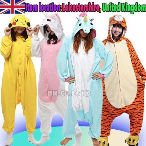 Fancy Cosplay Onesie Adult Kids Unisex Kigurumi Pajamas Animal Pyjamas Sleepwear