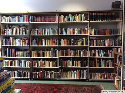 Sehr große Büchersammlung ca. 2500 Bücher neue/alte/Orginalverpackt/N836