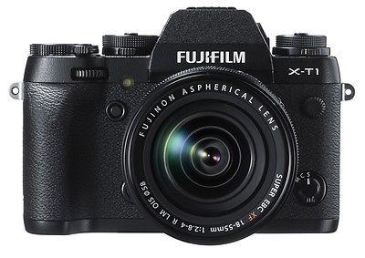 Fujifilm X-T1 schwarz, wie neu! black, like new! Fuji FinePix X100F X-T2 X-Pro2