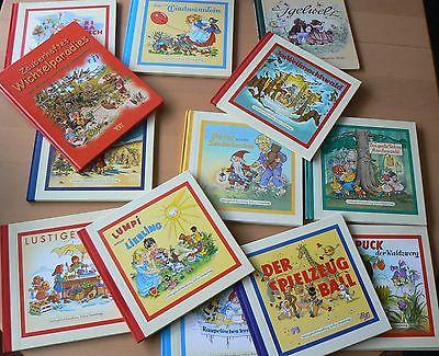 Kinderbuecher Paket Nostalgie