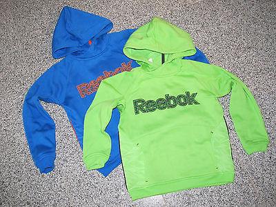 Reebok  Sweatshirt Pulli Hoody  116, 128, 140, 152 164 176 in 2 Farben