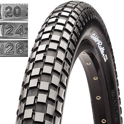 Maxxis HolyRoller Draht MPC 20x1.95 53-406 schwarz Fahrrad Reifen