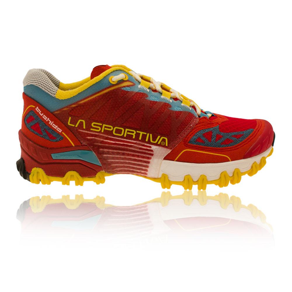 La Sportiva Bushido Damen Trail Laufschuhe Jogging Sport Schuhe Mehrfarbig